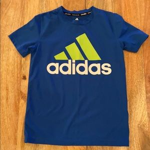 Boy's Adidas Climate cool size 8